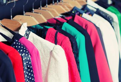 hanging garment service